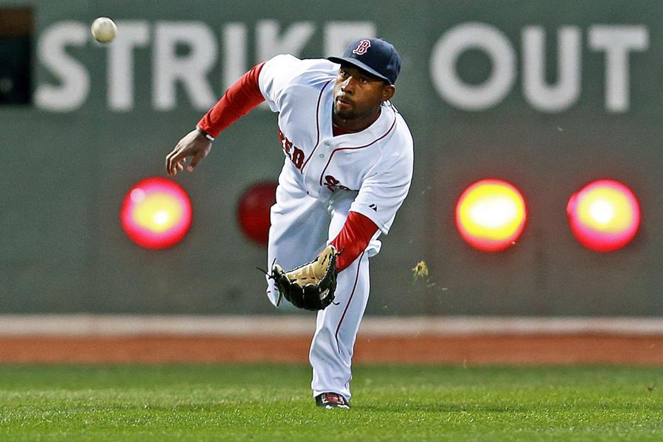 If the Red Sox stick with Jackie Bradley Jr., he'll be under a microscope.