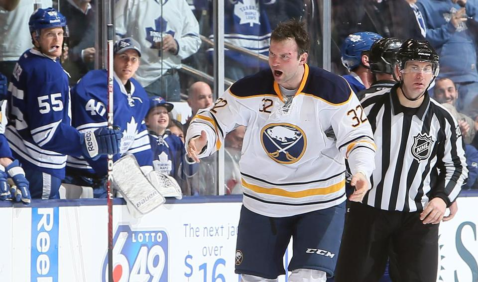 At 6-8, 259 pounds, John Scott is arguable the NHL's most feared fighter.