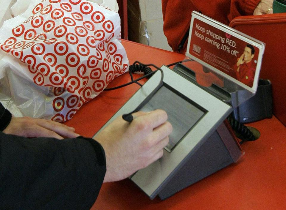 Target Corp. said Thursday that about 40 million credit and debit card accounts may have been affected by a data breach that occurred just as the holiday shopping season shifted into high gear.