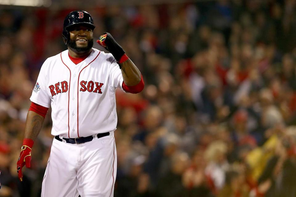 David Ortiz will have to wait for an extension as the Red Sox have some moves to figure out.