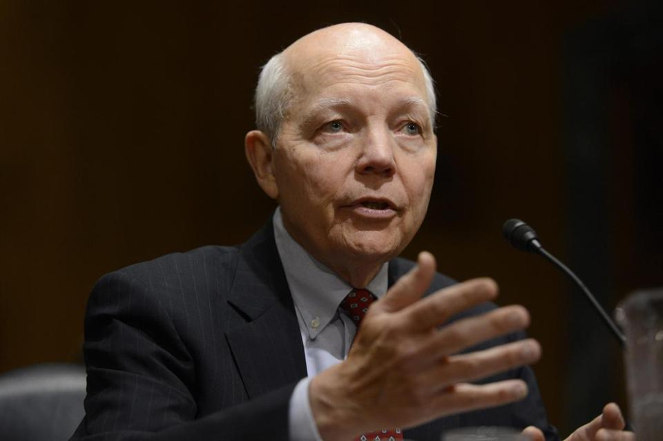 John Koskinen, a retired corporate and government turnaround specialist, won a five-year term as IRS commissioner.