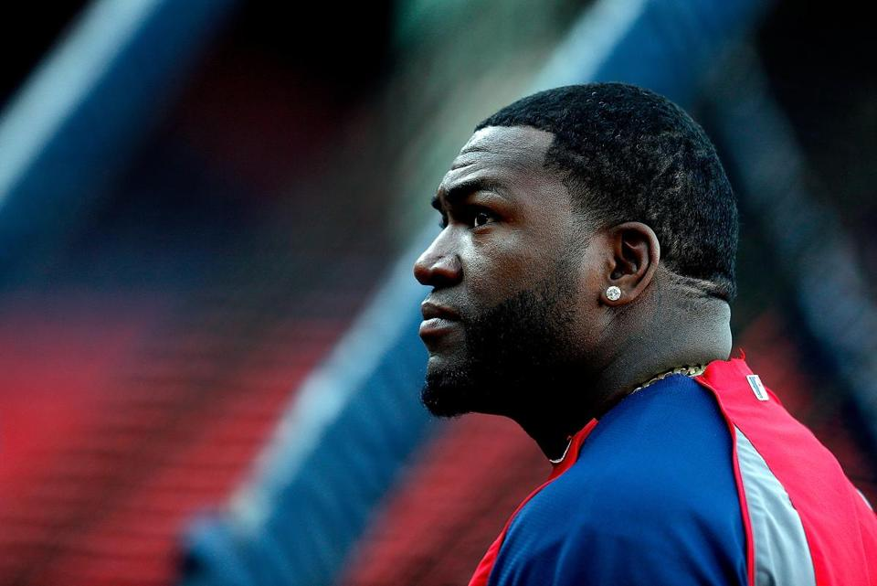 DAVID ORTIZ: 39 at end of current deal