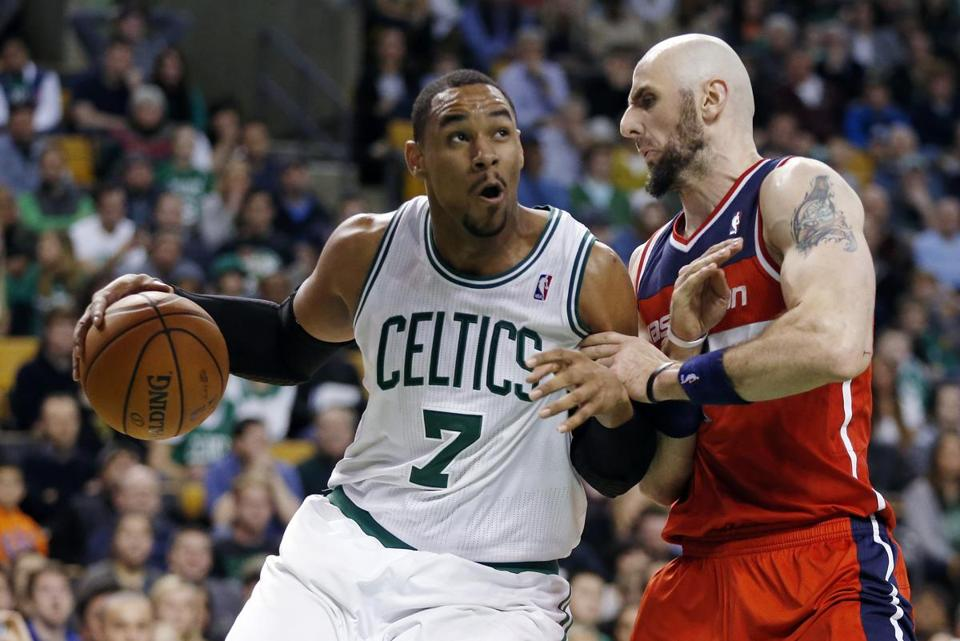 Jared Sullinger (7) is a legitimate low-post threat, and has also become a better-than-expected 3-point shooter.