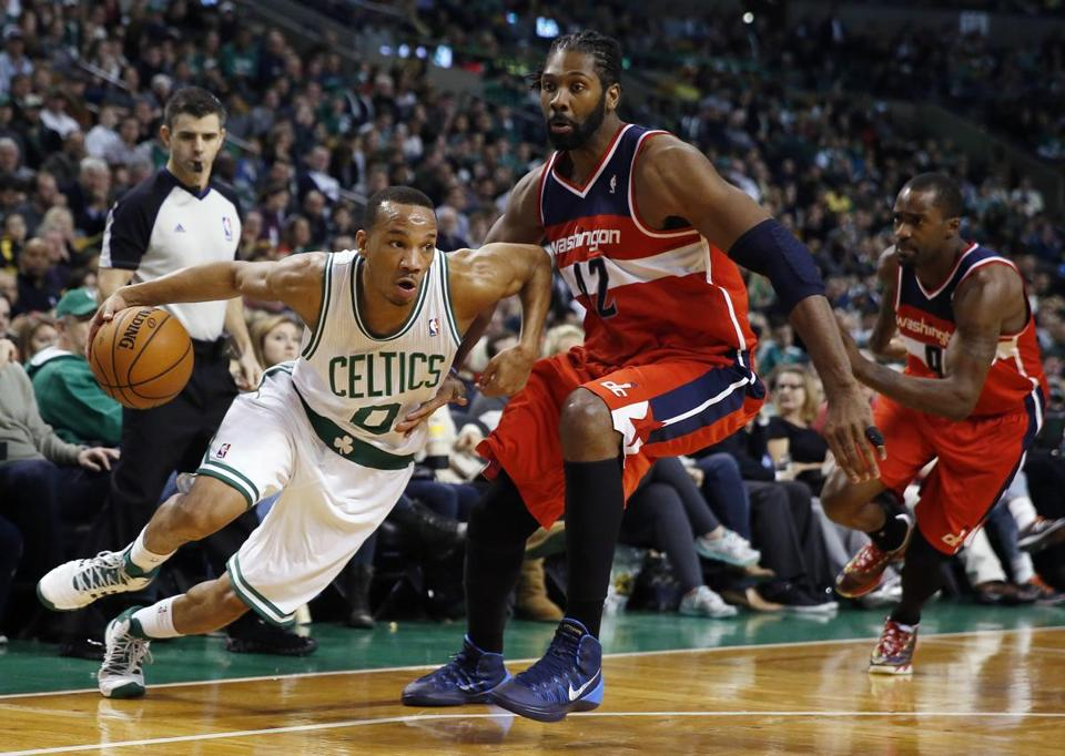 Defensive stalwart Avery Bradley is averaging 16.1 points in 10 December  games.