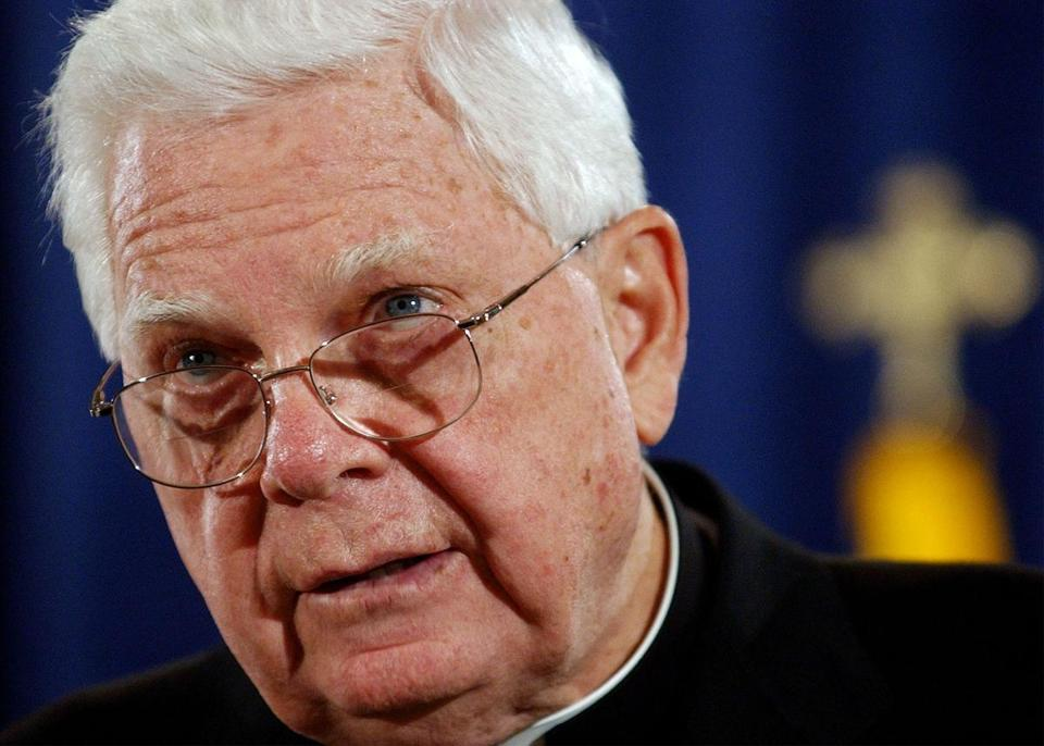 Cardinal Bernard F. Law has to approve any bankruptcy legal steps by the archdiocese.