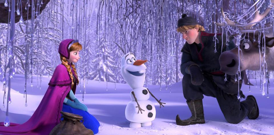 """Frozen'' has surpassed $600 million worldwide, making it the second highest-grossing Disney Animation release, behind ''The Lion King.''"