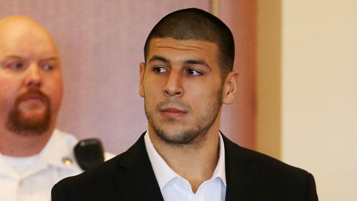 There are no precedents here when it comes to the Aaron Hernandez case.