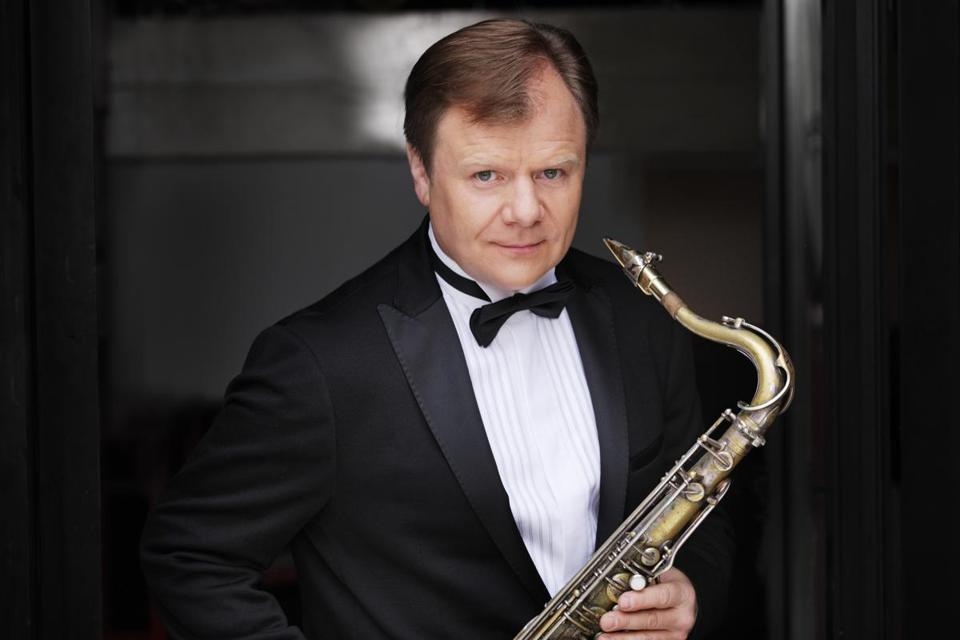 """I want to share this music. And I know there's a lot of people who can share the music in the United States and the world, but who's going to do it in Russia?,"" asks  saxman Igor Butman."