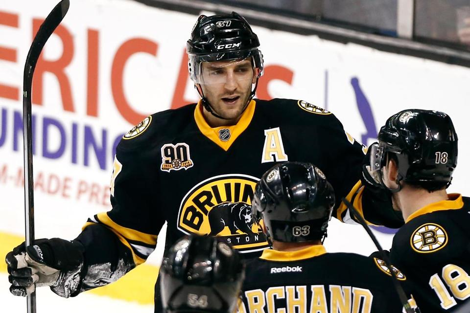 Patrice Bergeron won't be the only member of the Bruins heading to Sochi in February.