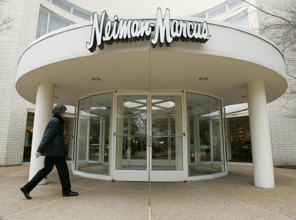Neiman Marcus said some of its customers' payment card information had been stolen.