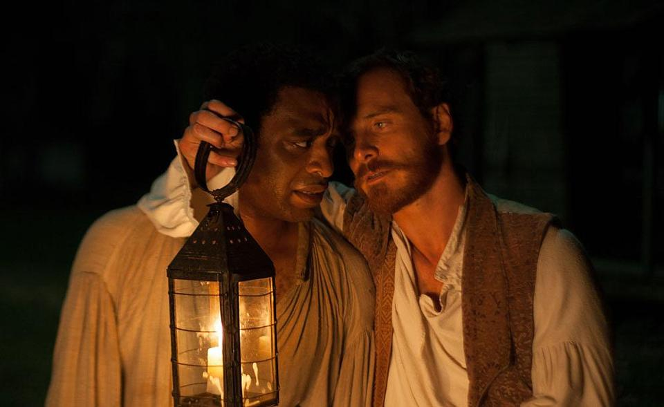 "A scene from ""12 Years A Slave."""