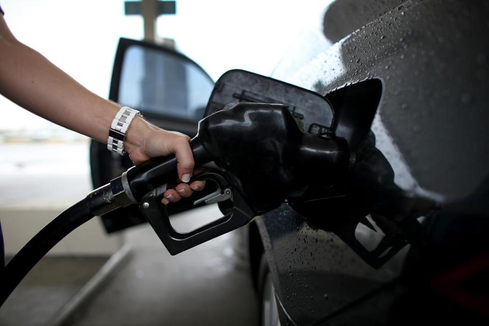 The average retail price for regular gasoline Friday was $3.3459 a gallon, 2.12 cents higher than it was a year ago.