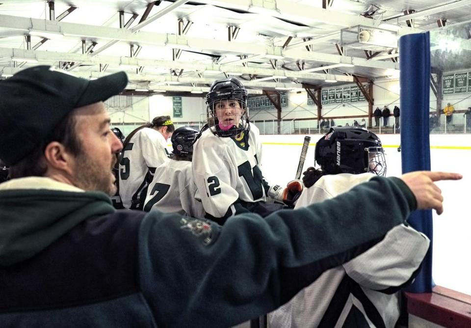 Hockey teams such as the Westwood High girls' can only get rink time requiring them to hit the road before 5 a.m.