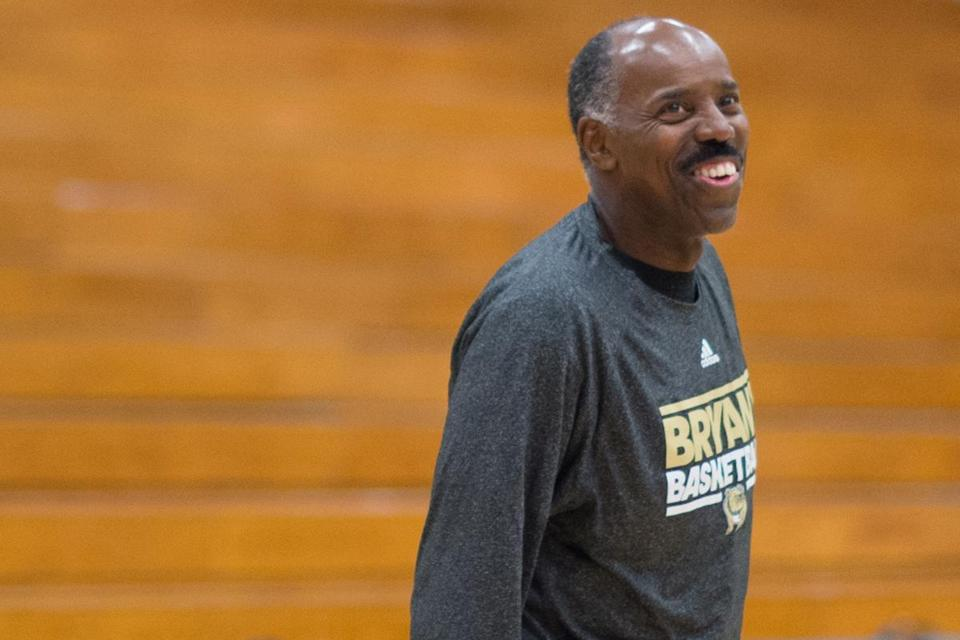 Former BC head coach Al Skinner is back in the game as an assistant at Division 1 Bryant University.