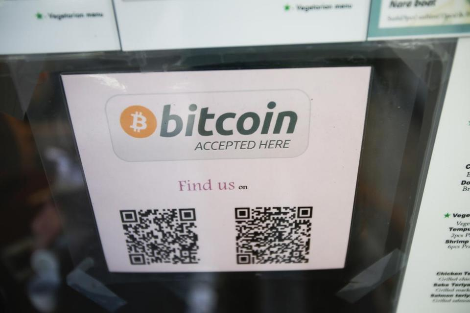 All Bitcoins in circulation are worth about $10 billion today, and more merchants accept them.