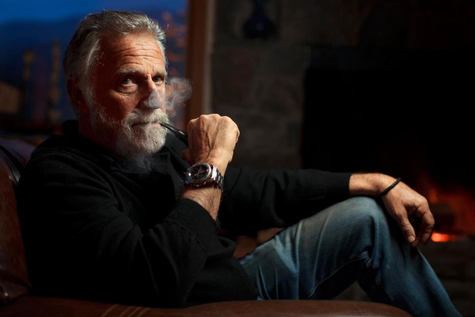 "Jonathan Goldsmith, ""The Most Interesting Man in the World,"" in the beer ads, lives quietly in Vermont. He fights for land mine removal."