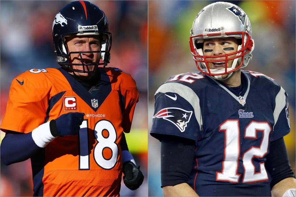 Can Super Bowl XLVIII possibly be bigger than Brady Manning XV? Doubt it.