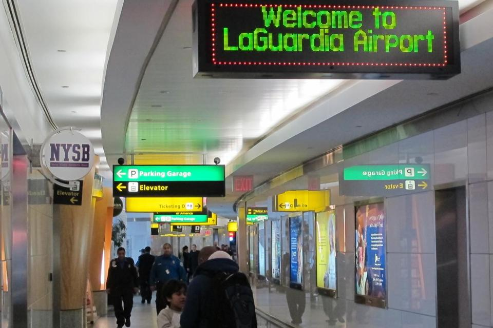 In 2012, Travel and Leisure magazine named LaGuardia the nation's worst airport.