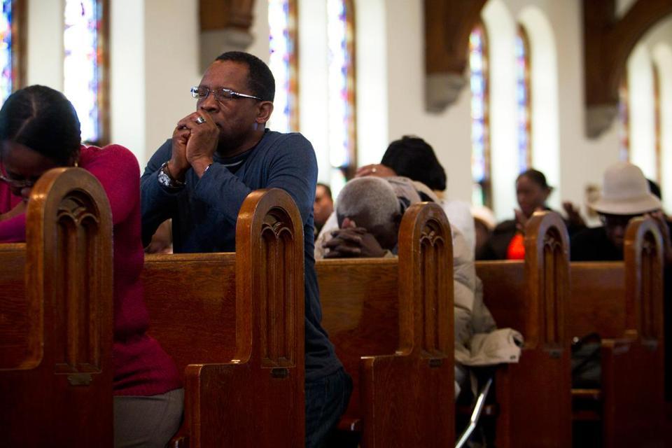 Local Haitian faithful cheer naming of cardinal