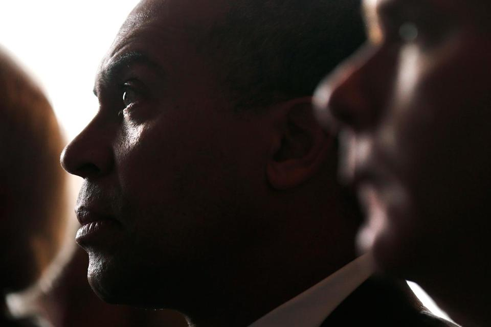 Wages and unemployment insurance are two topics Governor Deval Patrick is expected to focus on.