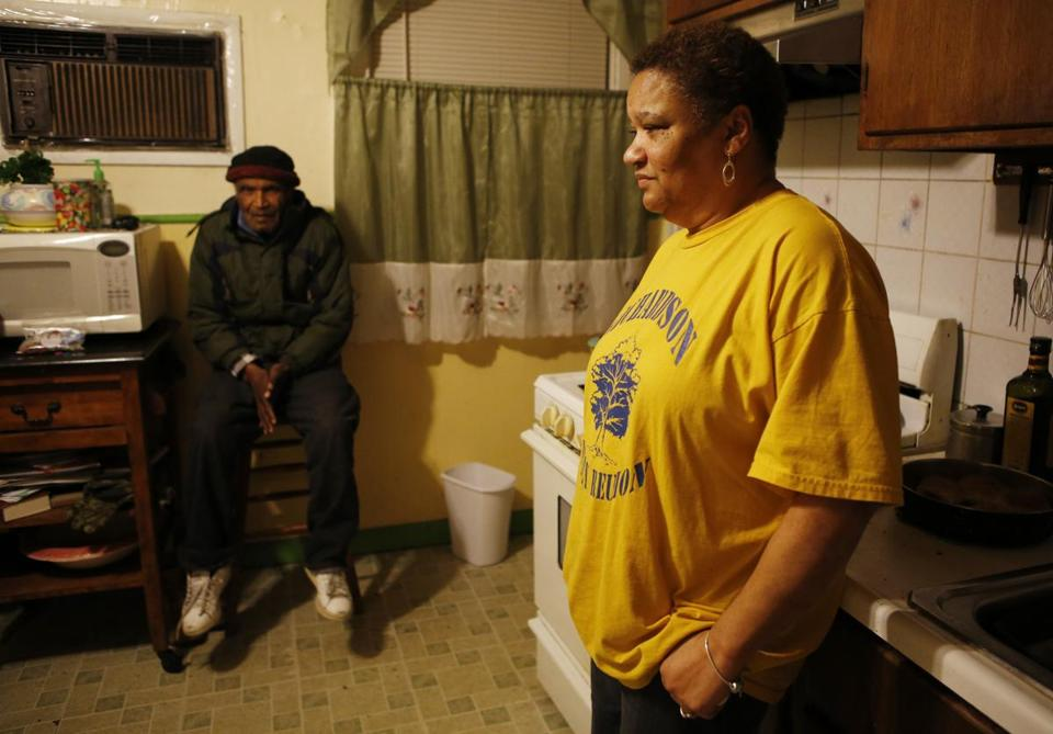 Valerie Perry of Dorchester, whose 92-year-old father, Frederick Alston, lives with her, says she has already spent $1,140 on heat this winter.