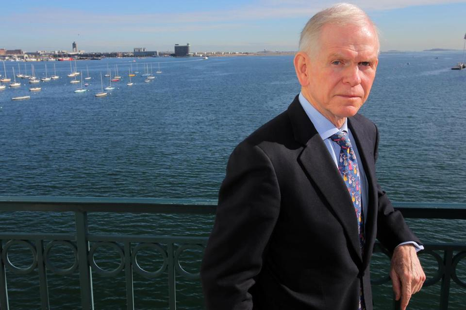 Jeremy Grantham has become Boston's fourth-largest benefactor.