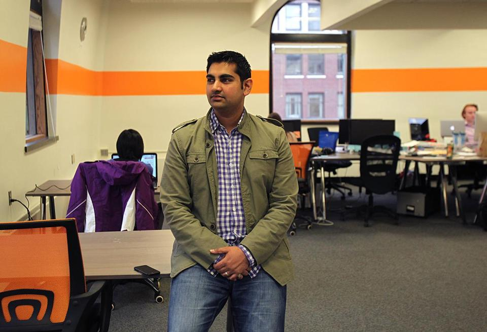 Prahar Shah, the founder of Mobee, bought another startup because he wanted its talent.