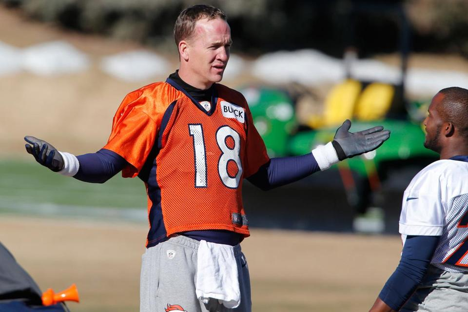 The Broncos spent big on Peyton Manning two offseasons ago.