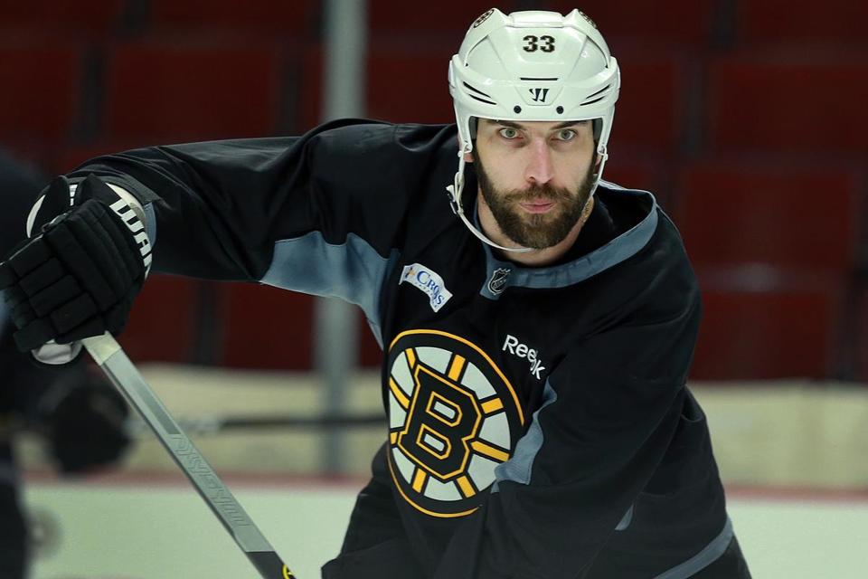 Zdeno Chara will carry the flag for Slovakia in Sochi.