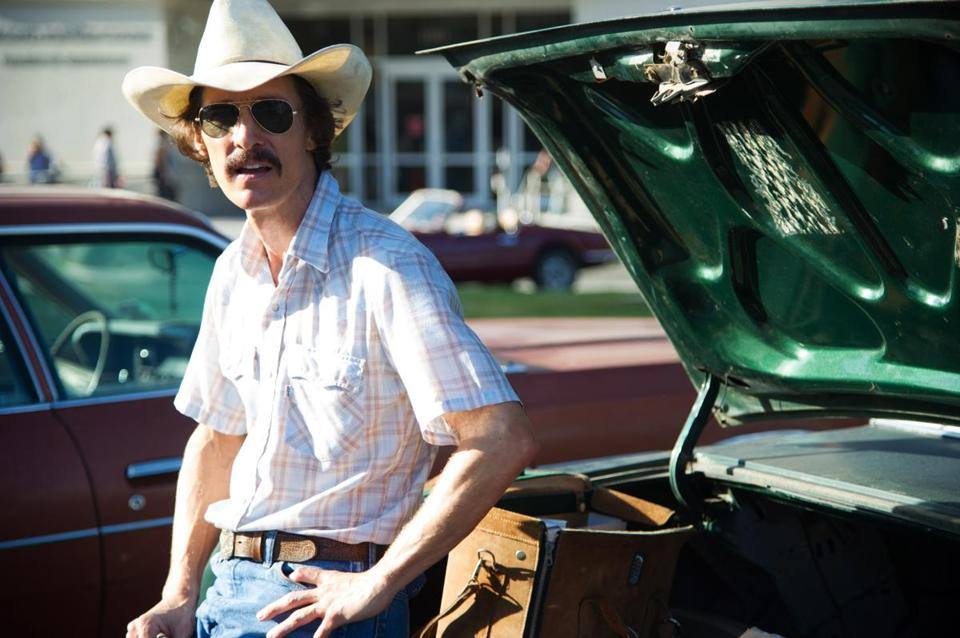 """Dallas Buyers Club."""