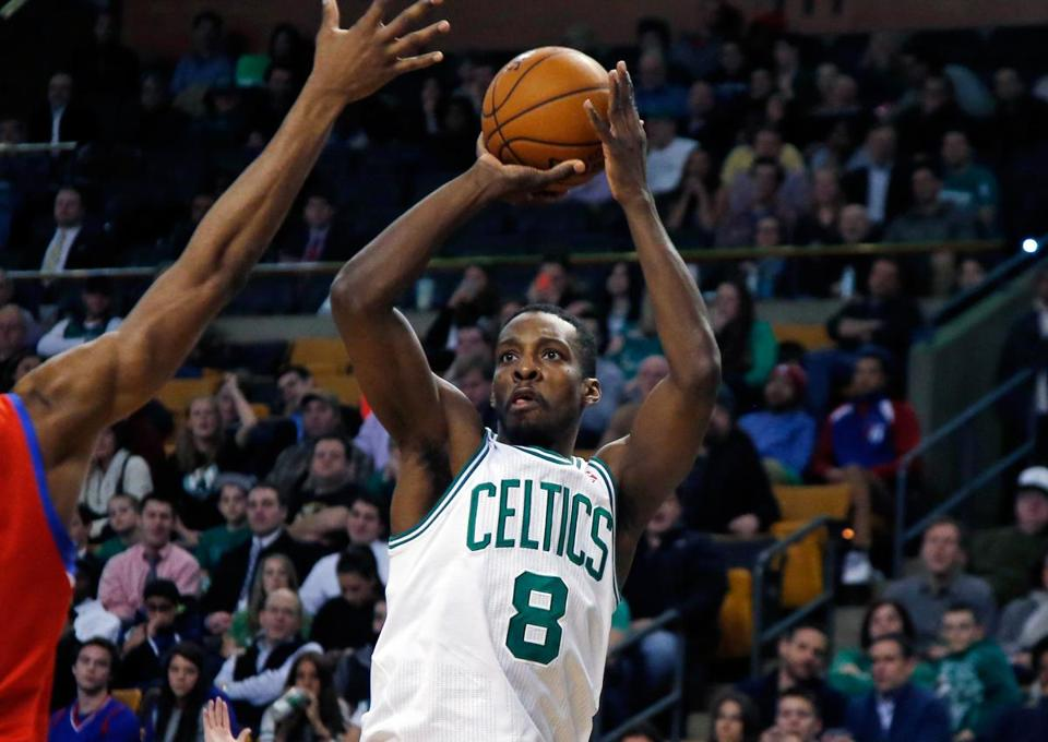 Jeff Green was supposed to be a more consistent option this season, but he hasn't been.
