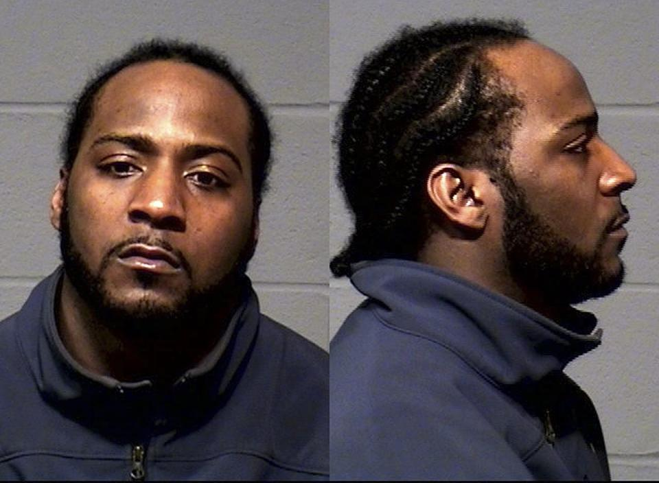Leslie Randolph, 29, was charged in the shooting of Alexander Bradley outside a Hartford nightclub Sunday.