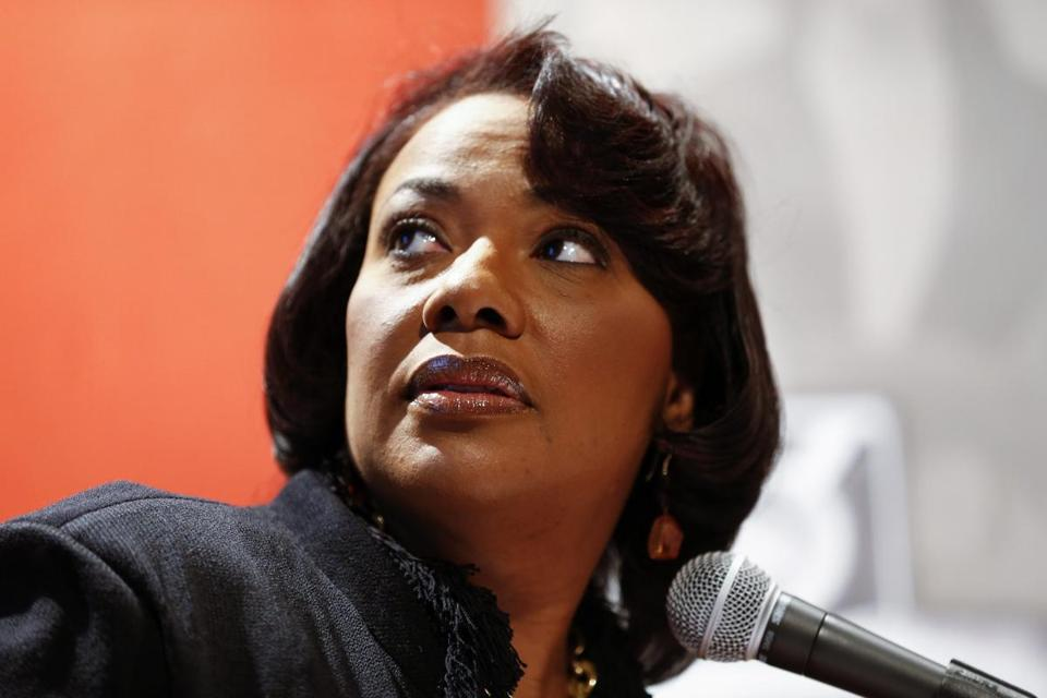 Bernice King is battling for ownership.