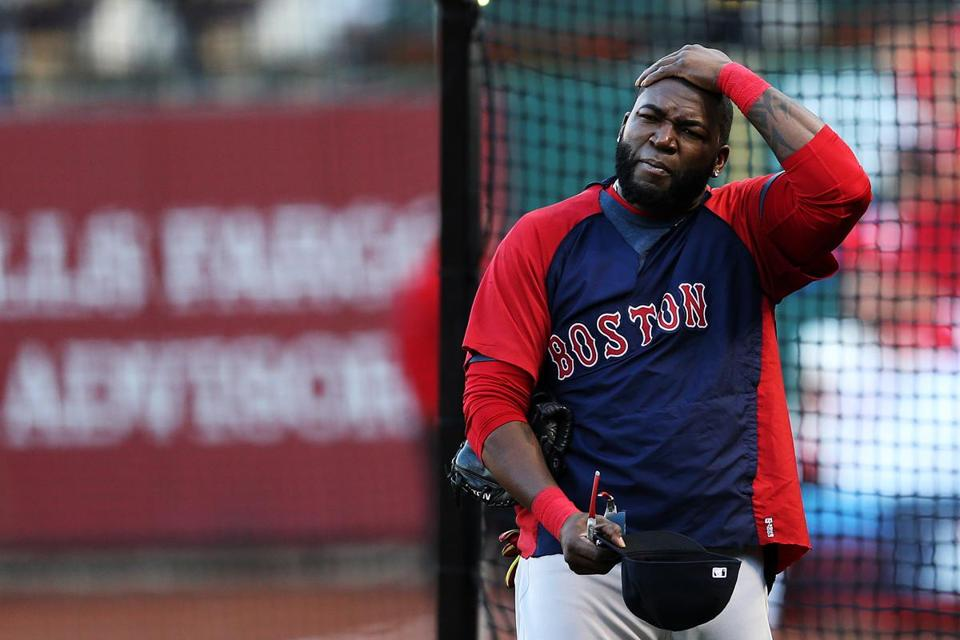 David Ortiz asking for a one-year contract extension is just good business.