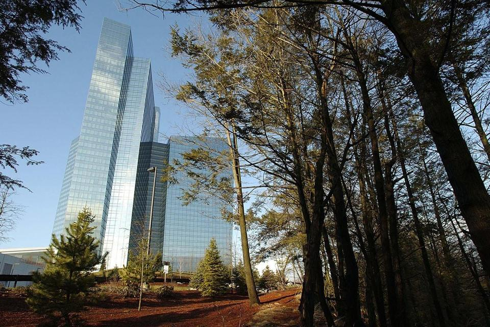 Mohegan Sun, which wants to build a Massachusetts casino, uses liens as a collection tactic.