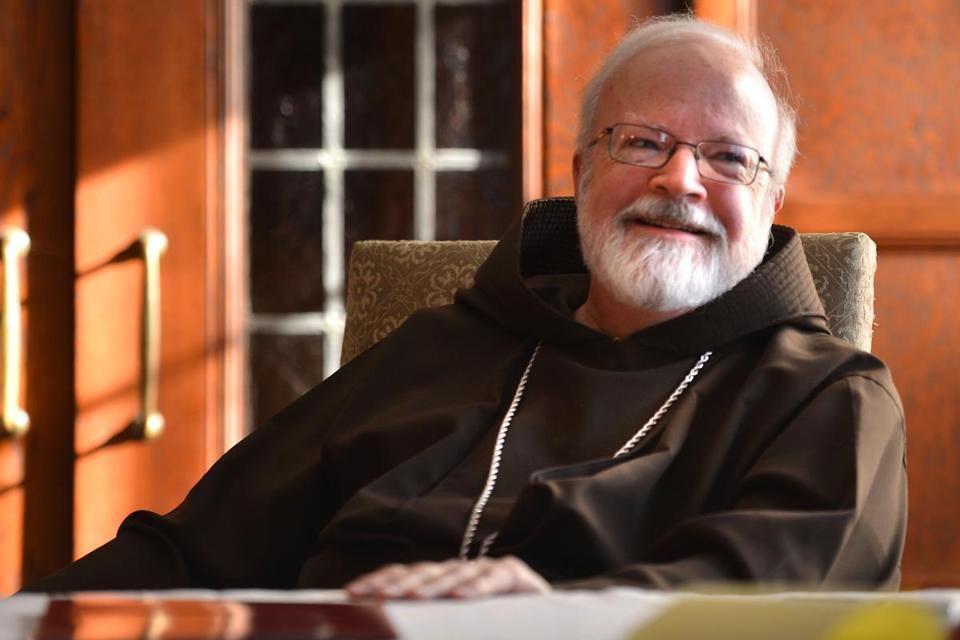 Cardinal Sean P. O'Malley is widely considered to be Pope Francis' closest American adviser.