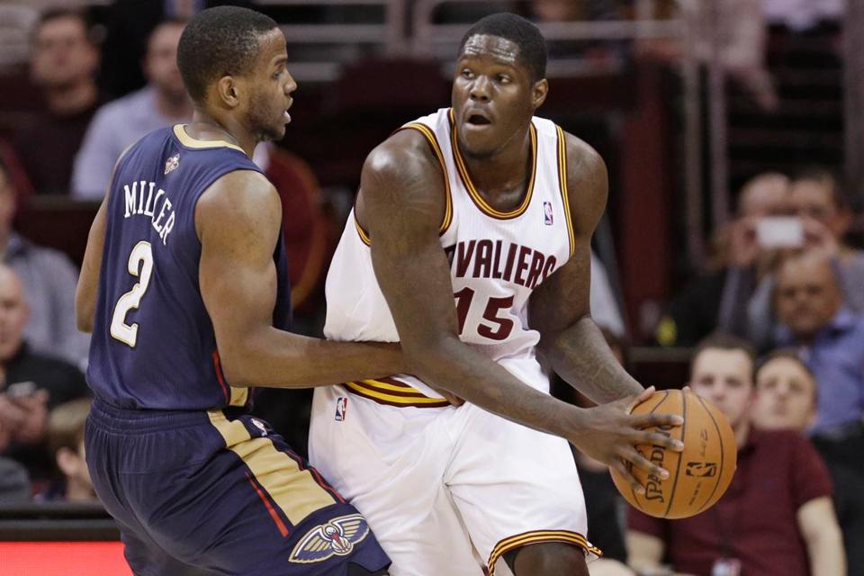 Cavaliers No. 1 overall draft pick Anthony Bennett has been underwhelming in his first season in the league.