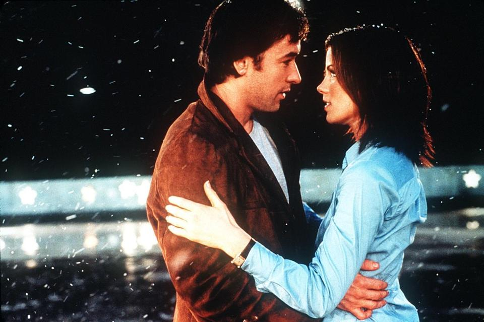"John Cusack and Kate Beckinsale in ""Serendipity."""