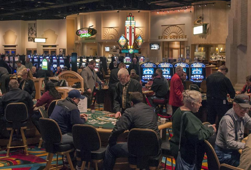 Table games and slot machines at the Hollywood Casino Hotel & Raceway have brought an infusion of cash, but not the social costs predicted by opponents, according to officials in Bangor.