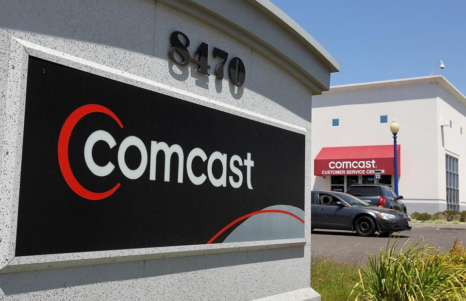 Comcast Corp. will buy Time Warner Cable Inc. for about $45.2 billion in a deal that combines the nation's top two cable TV companies.