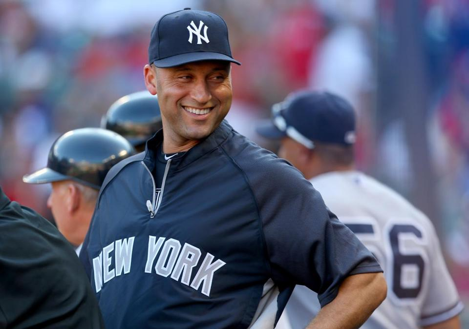 Yankees' Derek Jeter has won five World Series titles.