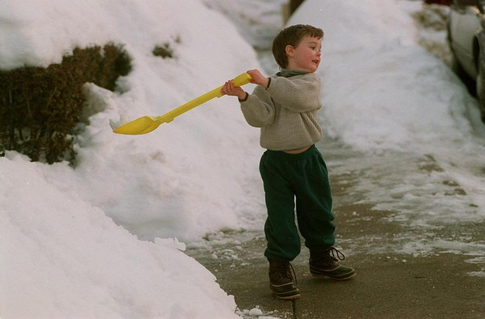 Get your shovels out, the latest storm could drop up to 14 inches of snow at the coast.