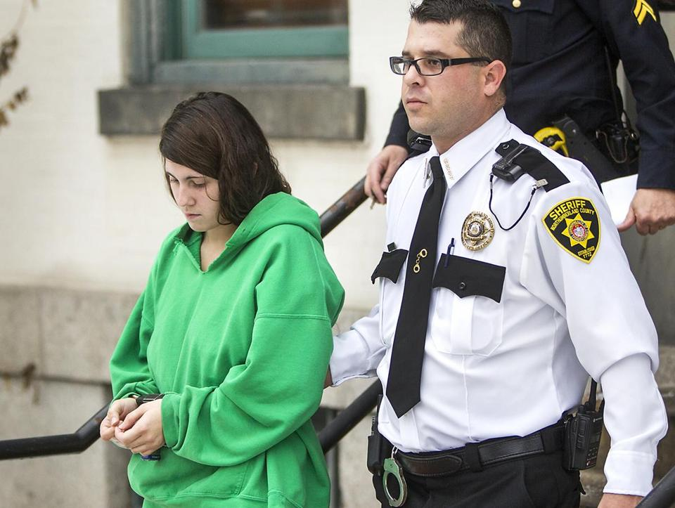 Miranda Barbour, 19, is charged with killing a man she and her husband met through Craigslist.