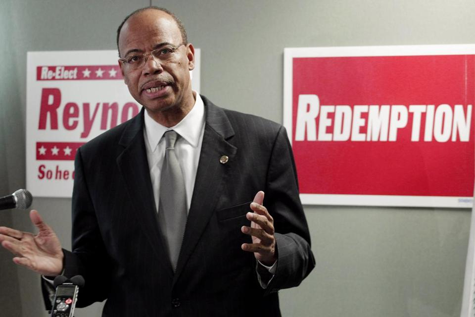 Mel Reynolds left his House seat in 1995 after being convicted of statutory rape involving a campaign aide.