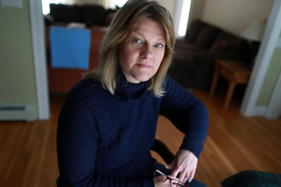 "Heidi Thompson-Totman has not been receiving her unemployment benefits because of a defect in the state's computer system. Now, she says, ""We are going downhill fast."""
