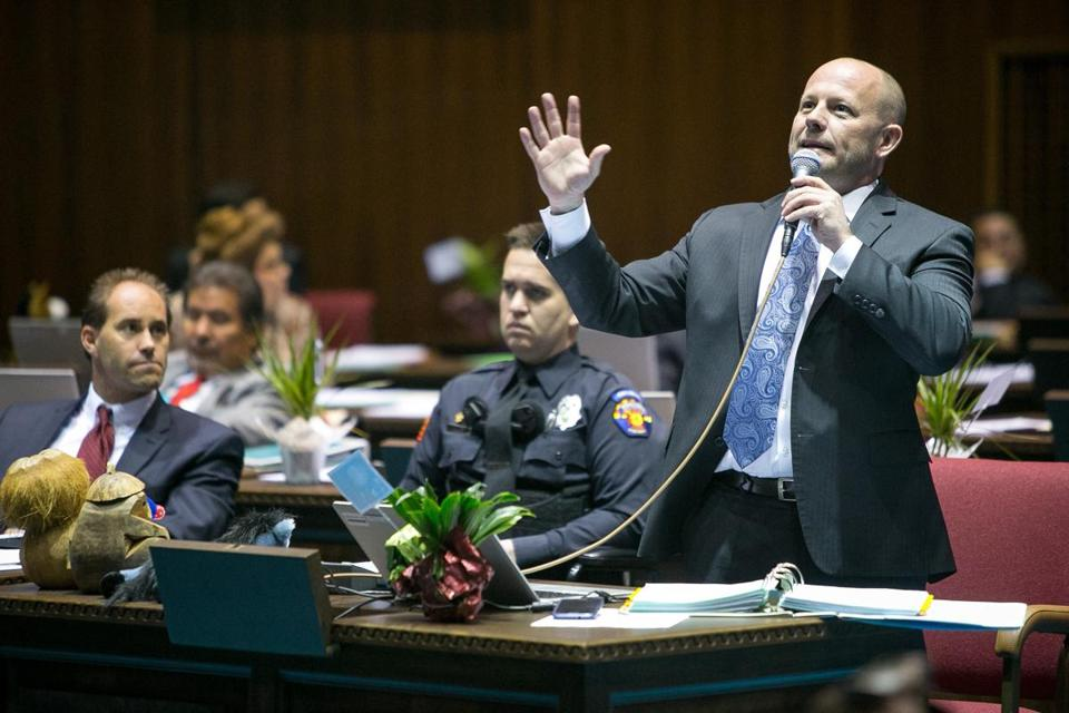 House Minority Leader Chad Campbell, a Democrat from Phoenix, argued that the bill is discriminatory.