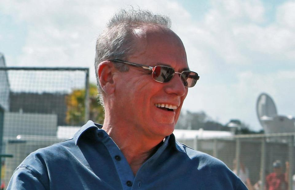 "Larry Lucchino famously referred to the Yankees franchise as ""the Evil Empire."""