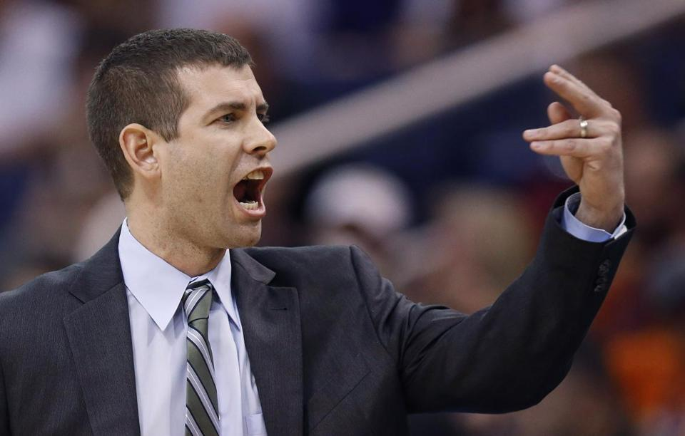 First-year Celtics coach Brad Stevens's positive influence is apparent, even among outsiders.