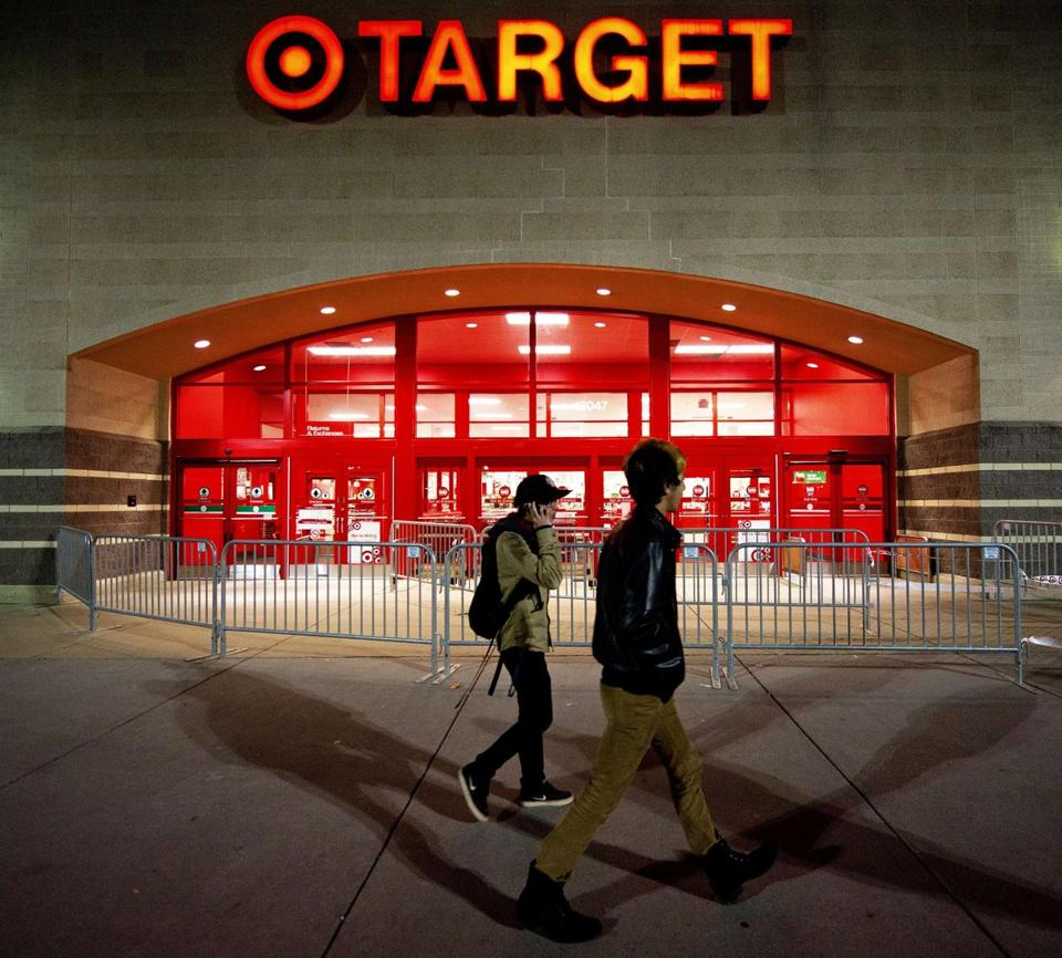 Target Corp. revealed its profit in the fourth quarter fell 46 percent and revenues were down 5.3 percent. The retailer blamed the lower profits in part on last fall's data breach.