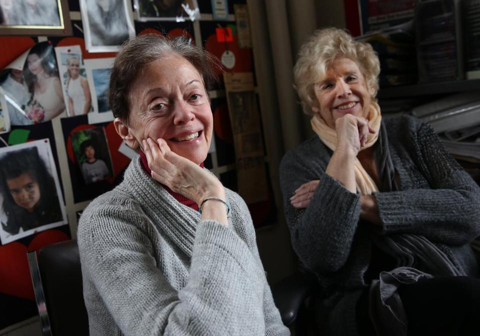 "Rosalind Barnett (left) and Caryl Rivers examined data for three years before writing ""The New Soft War."""